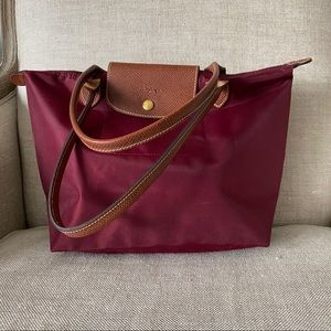 Longchamp Le Pliage Nylon Tote - Small